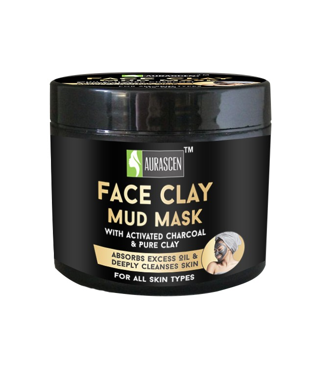 Face Clay-mud Mask Image 1