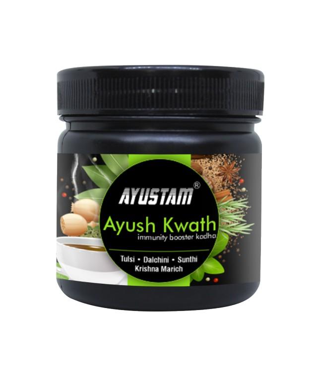 Ayush Kwath (immunity Booster Kadha) Image 1