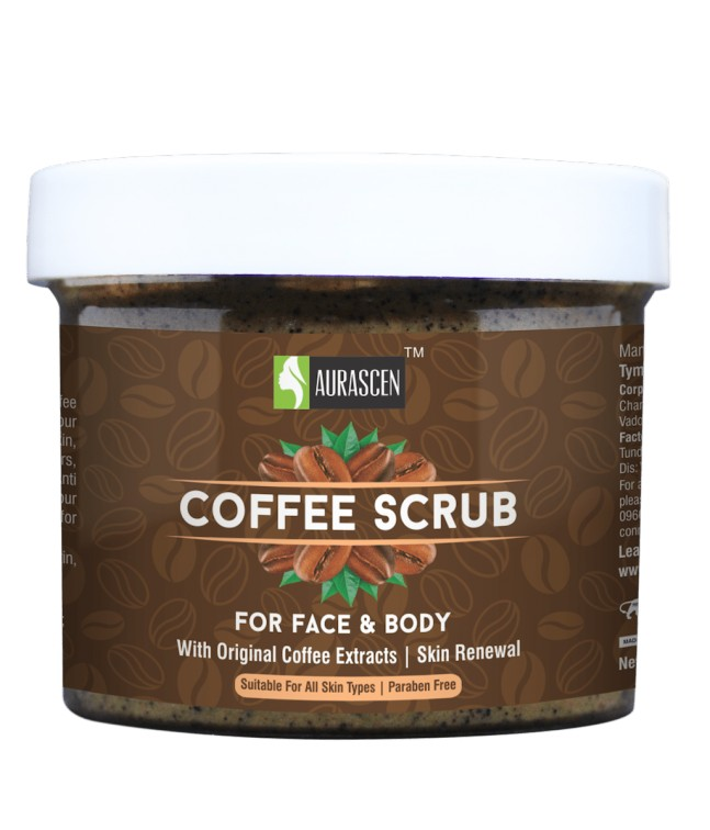 Coffee Scrub (with Original Coffee Extracts)  (paraben Free) Image 1