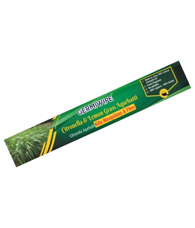 Mosquito Agarbatti  (with Citronella  & Lemon Grass Oil) Image 1