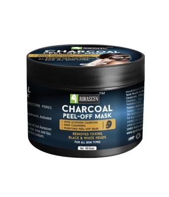 Charcoal Peel-off Mask