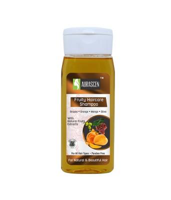 Fruity Haircare Shampoo (with Grapes,orange,mango & Olive) Image 1