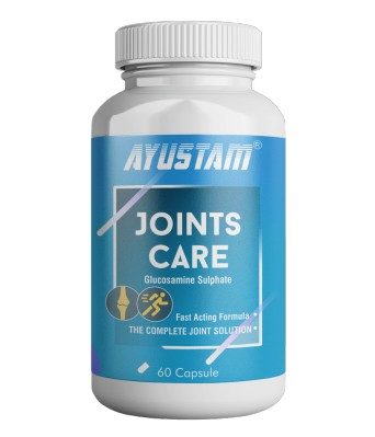 Joints Care Capsule (glucosamine Sulphate) (500mg) (fast Acting Formula)-the Complete Joint Solution