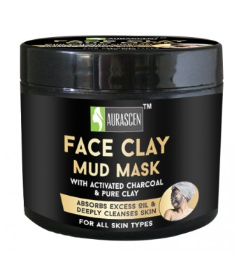 Face Clay-mud Mask