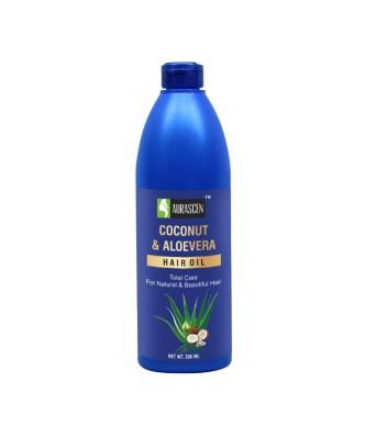 Coconut & Aloe Vera Hair Oil