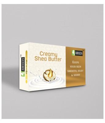 Creamy Shea Butter Milky Soap