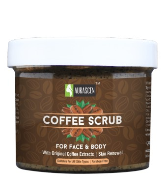 Coffee Scrub (with Original Coffee Extracts)  (paraben Free)
