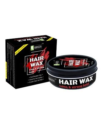 Hair Wax (crystal Clear Gel Wax) (strong Hold)  (sls/paraben Free)