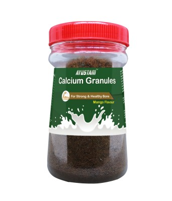 Calcium Granules With Mango Flavour