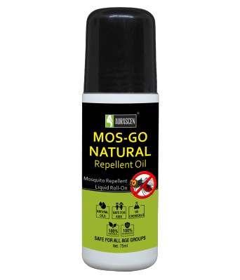 Mos Go Anti Mosquito Roll On (natural)