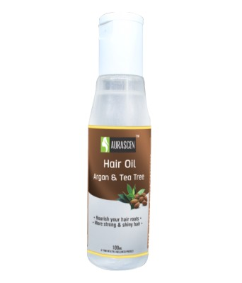 Hair Oil (with Argan & Tea Tree, Llp)