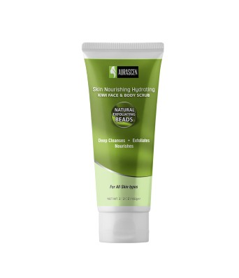 Kiwi Face & Body Scrub ( For All Skin All Season )