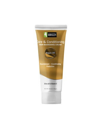 Hair Nourishing Cream ( After Shower) With Vitamin B3, Coconut, Olive & Argan Oil