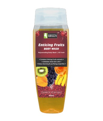 Enticing Fruits Body Wash- All Fresh (paraben Free)