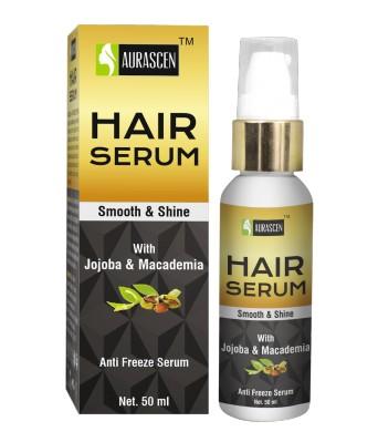 Anti Freeze Hair Serum (smooth & Shine) (with Jojoba & Macademia)