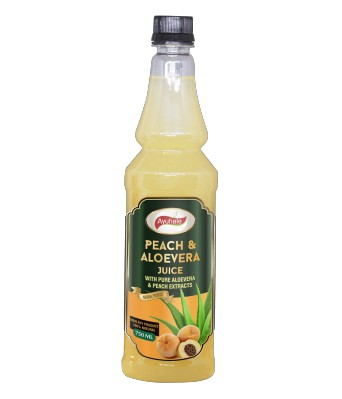 Peach & Aloevera Juice