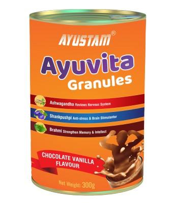 Ayu-vita Granules (chocolate-vanilla)
