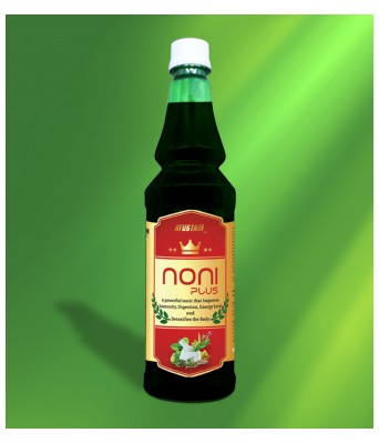 Noni Plus Juice (with Noni &21 Herbs)
