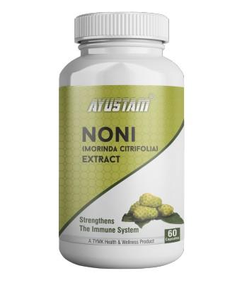 Noni ( Morinda Citrifolia) Capsules